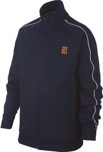 Куртка для мальчиков Nike Court Warm-Up Blue/White  BV1093-451  fa19
