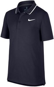 Поло для мальчиков Nike Court Dry Team Navy  BQ8792-451  su19