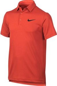 Поло для мальчиков Nike Court Dry Red  844311-852  sp17