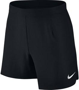 Шорты для мальчиков Nike Court Ace Black/White  856262-010 sp17