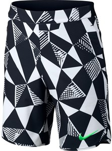 Шорты для мальчиков Nike Flex Ace Black/White  832532-100  sp17