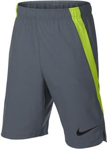 Шорты для мальчиков Nike Dry Training Grey/Yellow  892495-065  su18