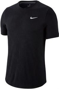 Футболка мужская Nike Court Dry Challenger Black/White  BV0766-010  fa19
