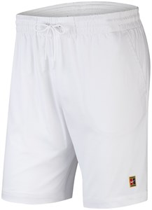 Шорты мужские Nike Court Heritage 8 Inch White  BV0762-100  ho19