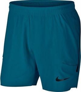 Шорты мужские Nike Court Flex Ace Rafa 7 Inch Blue  887517-301  su18