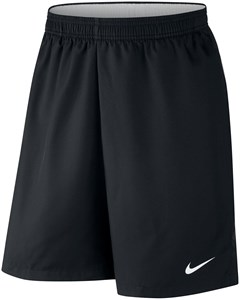 Шорты мужские Nike Court Dry 9 Inch Black/White  830821-010  su17