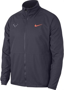 Куртка мужская Nike Court Rafa Premier Gridiron/Light Carbon  933988-009  fa18