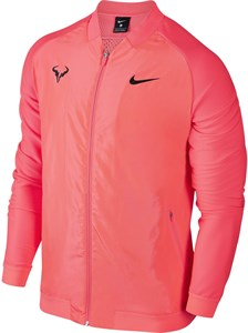 Куртка мужская Nike Court Rafa Fluo Pink  856465-667   fa17