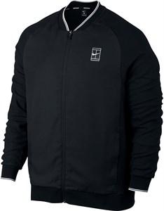 Куртка мужская Nike Court Baseline Black/White  830909-010  sp17