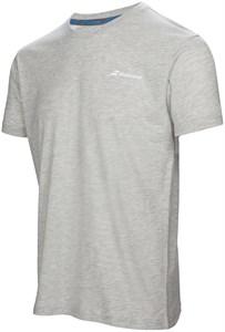 Футболка мужская Babolat Core Grey  3MS17014-249