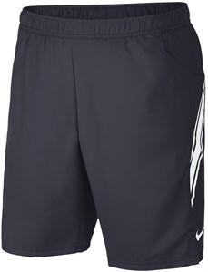 Шорты мужские Nike Court Dry 9 Inch Gridiron/White  939265-015  sp20