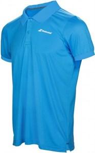 Поло для мальчиков Babolat Core Club Drive Blue  3BS17021-132