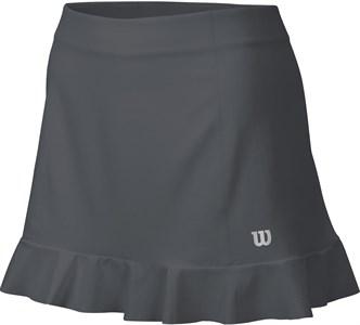 Юбка женская Wilson Star Ruffle Stretch 12.5 Inch Dark Grey  WRA726509  fa17