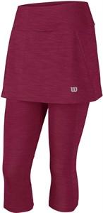 Капри с юбкой женские Wilson Rush Beet Red  WRA744703  fa17