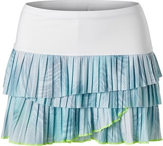 Юбка женская Lucky in Love Las Palmas Pleated Scallop  CB211-471420  fa18