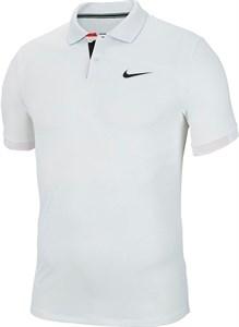 Поло мужское Nike Court Breathe Advantage White/Off Noir  BV0780-100  sp20