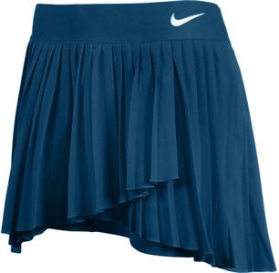 Юбка женская Nike Court Elevated Victory Valerian Blue/White  BV9231-432 sp20