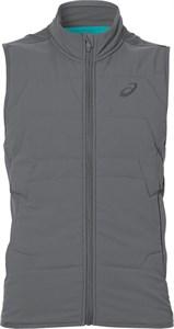 Жилетка мужская Asics Athlete Padded Grey  146468-0720  fa17