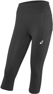 Бриджи женские Asics Tennis Knee Tight Graphite Grey  2042A057-029  fa19