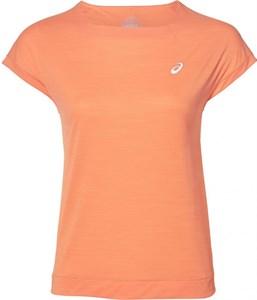 Футболка женская Asics SS Top Orange  154419-0699  sp18