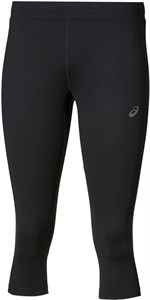 Бриджи женские Asics Knee Tight Black  134113-0904  fa17