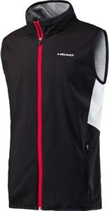 Жилетка мужская Head Club Vest Black  811727-BK  su18