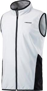 Жилетка мужская Head Club Vest White  811727-WH  su18