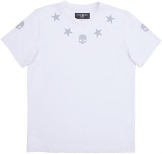 Футболка мужская Hydrogen Reflex Tech Star White  T00026-001