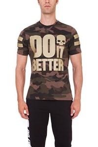 Футболка мужская Hydrogen Do It Better Camouflage   RG0002-060