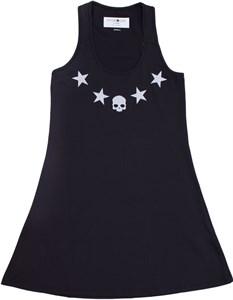 Платье женское Hydrogen Star Tech Black  T00110-007