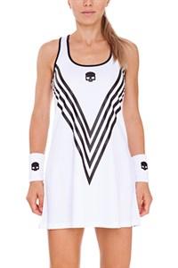 Платье женское Hydrogen Tech Victory White  T01000-001
