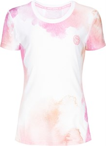 Футболка для девочек Bidi Badu Sunny Tech Roundneck White/Pink/Orange  G358007191-WHPKOR
