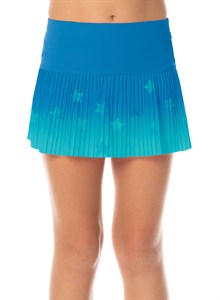 Юбка для девочек Lucky in Love Ombre Star Pleated Blue  B96-914410  sp20