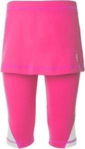 Юбка с бриджами для девочек Sofibella Abaza Pink  4777-NPK  fa18