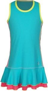 Платье для девочек Sofibella Tokyo Candy Turquoise  4702-TRQ  fa18