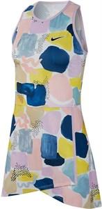 Платье женское Nike Court Team Lilac Mist/Off Noir  BV1068-543  sp20
