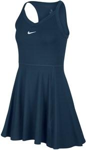Платье женское Nike Court Dry Valerian Blue/White  AV0724-432  sp20