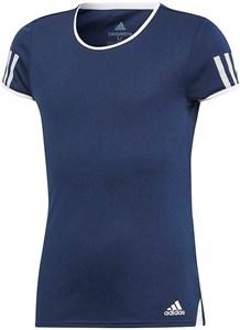 Футболка для девочек Adidas Club DU2466