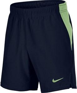 Шорты для мальчиков Nike Court Flex Ace Obsidian/Ghost Green  CI9409-451  sp20