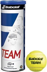 Мячи теннисные Babolat Team 3 Balls  501041