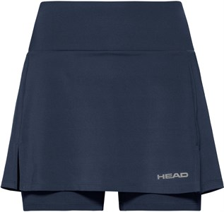 Юбка женская Head Club Basic Long Dark Blue  814539-DB  sp20