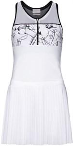 Платье женское Head Perfomance White/Black  814050-XD  su20