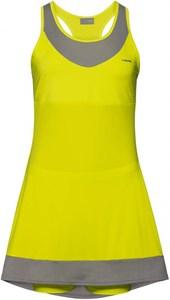 Платье женское Head Demi Yellow/Grey  814240-YWGR  su20