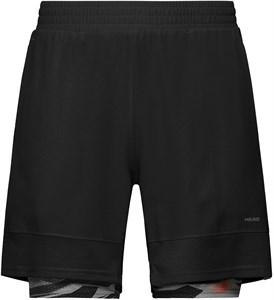Шорты мужские Head Slider 7 Inch Black  811250-BKXI  su20