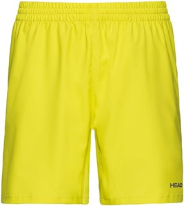 Шорты мужские Head Club 8 Inch Yellow  811379-YW  su20