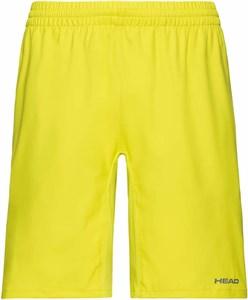 Шорты мужские Head Club 10 Inch Yellow  811389-YW  su20