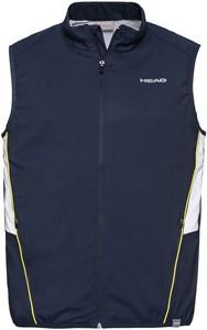 Жилетка мужская Head Club Vest Dark Blue  811319-DB  su20