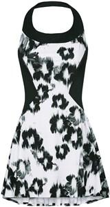 Платье женское Head Perfomance Black/White  814059-BKWH  su19