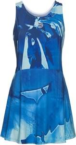 Платье женское Bidi Badu Youma Tech (3 In 1) Turquoise/Dark Blue  W214001201-TQDBL