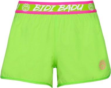Шорты женские Bidi Badu Raven Tech (2 In 1) Neon Green/Pink  W314028203-NGNPK